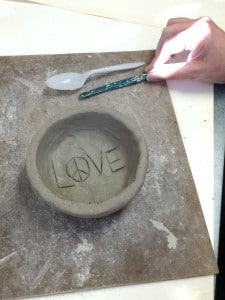 Love Is In The Bowl